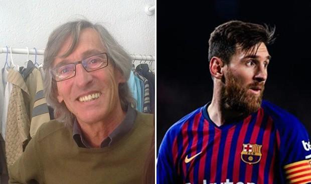 Messi y un médico catalán comparten galardón