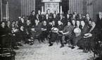 Metges, el sindicato médico más antiguo que sobrevivió a dos dictadores