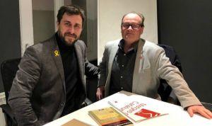 Metges se reúne con Comín en Bruselas entre críticas de los médicos