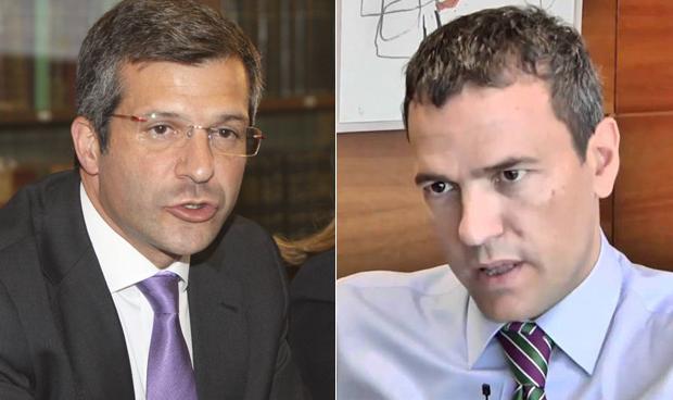 Miguel Ángel Calleja y Guillermo Castillo