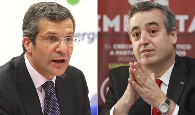 Miguel Ángel Calleja y José Manuel Cózar