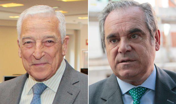 Miguel Carrero y Jesús Aguilar