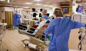 Mil sanitarios se han contagiado de Covid en España en los últimos 14 días