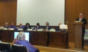 Mingorance ingresa en la Real Academia Iberoamericana de Farmacia
