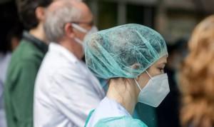 Mínimo anual de sanitarios afectados por los ERTE: 3.682 menos que en enero