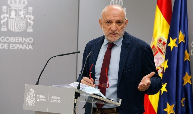 Rodrigo Gutiérrez deja la Dirección de Ordenación Profesional de Sanidad