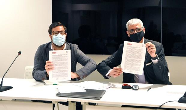 """Los MIR reclaman 28.000 €/año y """"voz propia"""" en el Ámbito de Negociación"""