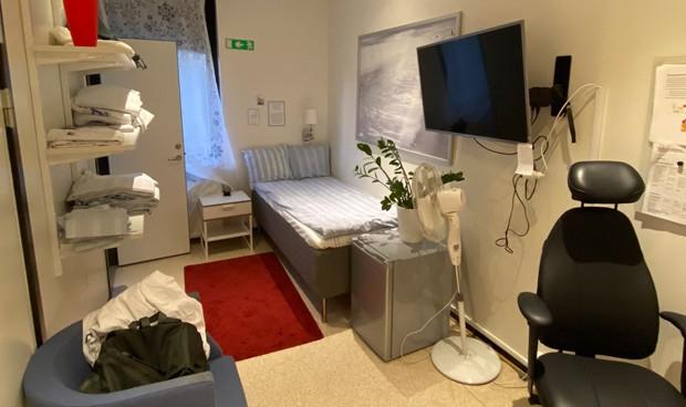 Guardias médicas: habitación privada con baño versus 'camas calientes'