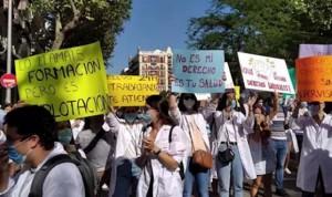 Los MIR valencianos irán a huelga desde el 21 de julio