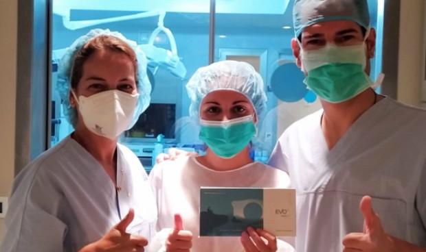 Miranza ofrece cirugía gratuita a sanitarios en primera línea del Covid-19