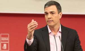 Moción de censura: el PSOE derogará el RD16/2012 antes de ir a elecciones