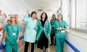 """Modernización """"amable"""" para los quirófanos de Pediatría del 12 de Octubre"""