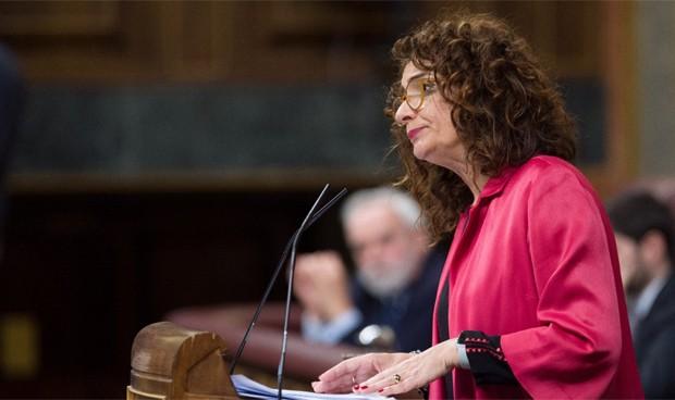 """Montero defiende los PGE: """"Son un órdago a las desigualdades en sanidad"""""""
