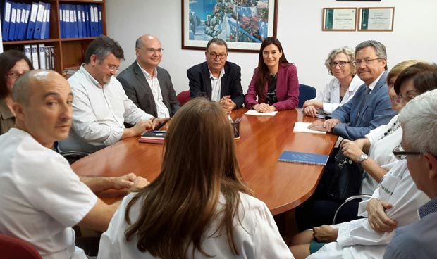 Montón anuncia 19,3 millones de euros para La Marina Baixa
