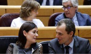 Montón debuta en el Senado con el diálogo como garante de la universalidad