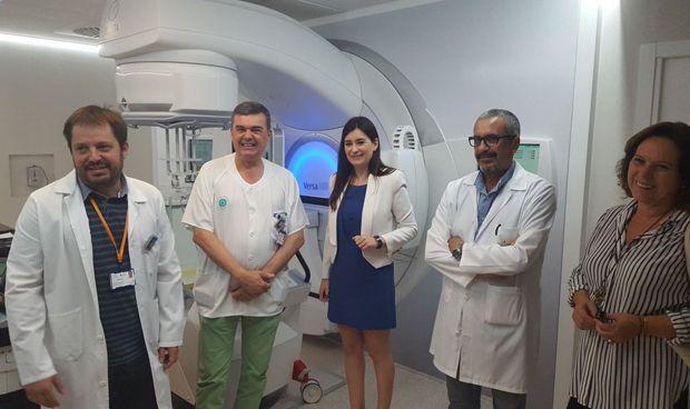 """Montón dice que el Provincial será una """"auténtica referencia en Oncología"""""""