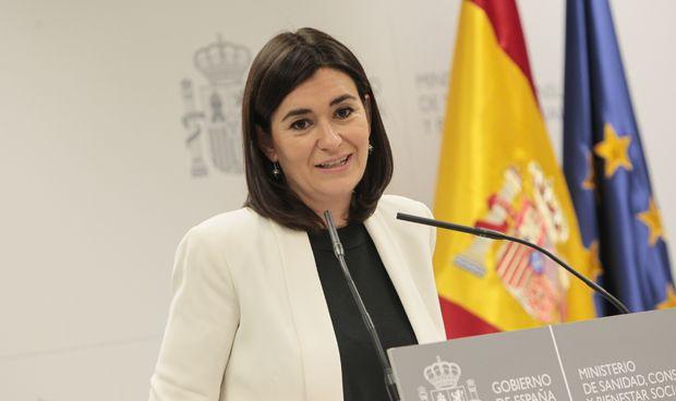 Montón, en el podio de popularidad del Gobierno de Sánchez