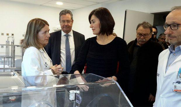 Montón invierte 20 millones en infraestructuras sanitarias de Alicante