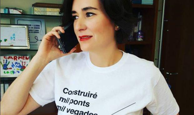 Montón, la 'influencer' de la moda más valenciana