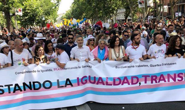 Montón, 'orgullosa' del colectivo LGBT