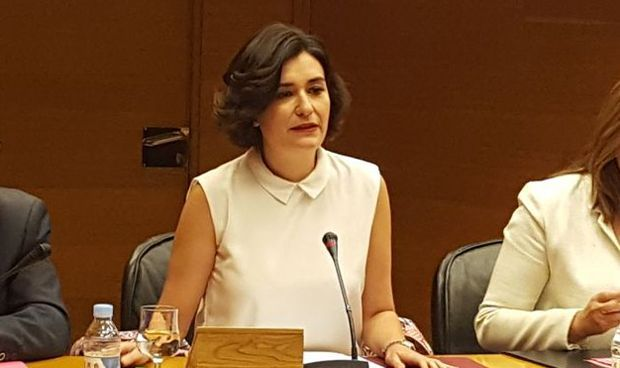 Montón presenta en Les Corts su Ley de dignidad en el proceso de morir