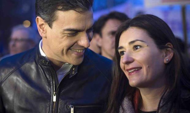 Montón se pone de perfil en el PSOE