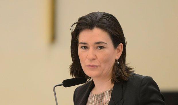 """Montón sobre si será la nueva ministra de Sanidad: """"No puedo contestar"""""""