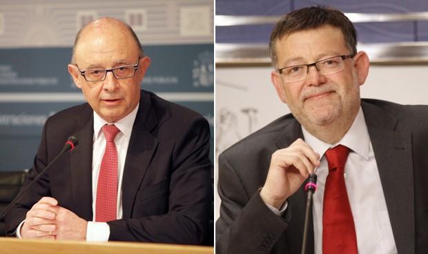 Montoro exige al Gobierno valenciano pagar la multa sanitaria de la UE