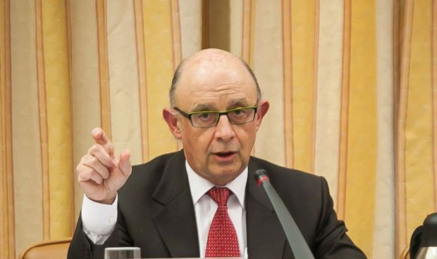 """Montoro quiere nuevos PGE en abril para """"actualizar los salarios públicos"""""""