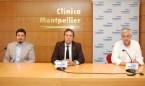 Montpellier y Arthrosport se unen para operar al nadador César Castro