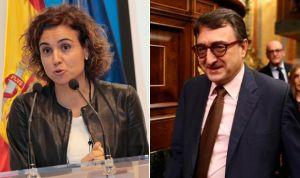 Montserrat, al borde del adiós tras el 'sí' del PNV a la moción de censura