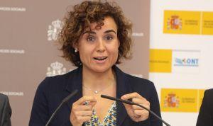 """Montserrat anima a """"seguir remando"""" para conseguir la EMA para Barcelona"""