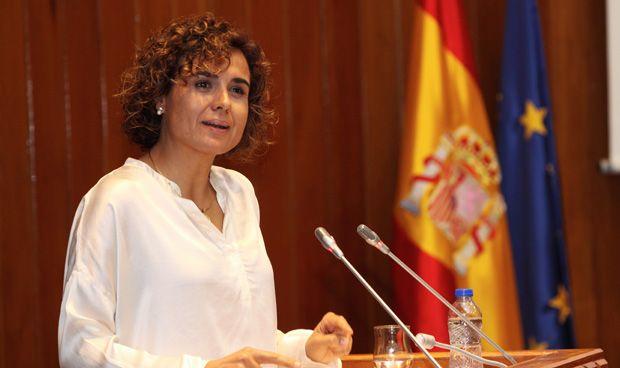 Montserrat aspira al premio como mejor oradora parlamentaria