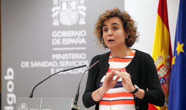 """Montserrat calma al sector sanitario catalán: """"Cobrarán gracias al Estado"""""""