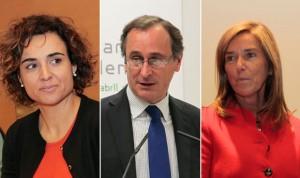 Montserrat cobra casi 3.000 euros al año menos que Alonso y Mato