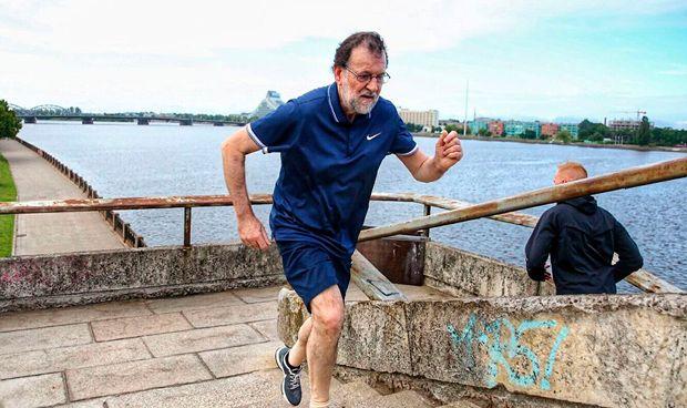 """Montserrat, de Rajoy: """"Me encanta cómo camina"""""""
