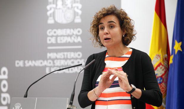 """Montserrat denuncia pintadas en su casa que la acusan de """"fascista"""""""