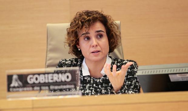 Montserrat despeja dudas en el Congreso: