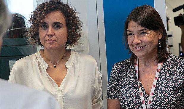 Montserrat inyecta dinero y RRHH a la Aemps, llegue o no la EMA a Barcelona