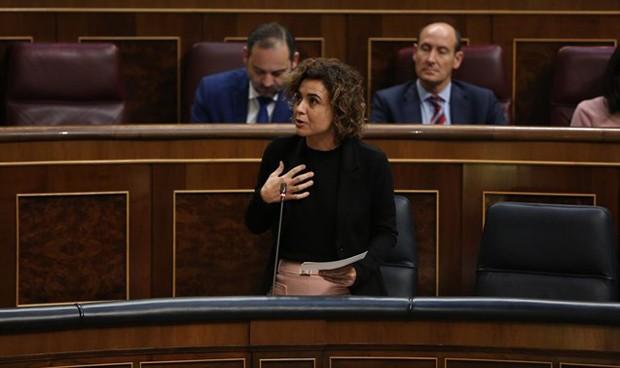"""Montserrat: """"La compra centralizada es mejor que la subasta"""""""