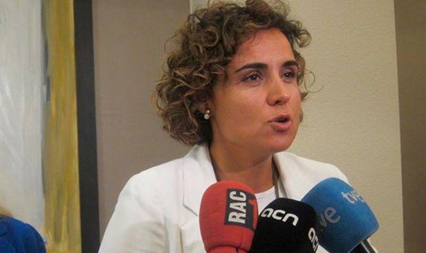 """Montserrat: No habrá urnas el 1-O que """"perviertan"""" los centros de salud"""