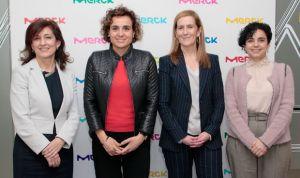 """Montserrat pone a Merck como ejemplo de """"igualdad real y efectiva"""""""