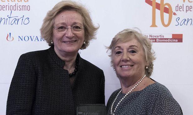 Montserrat Tarrés y Marysol Berbés