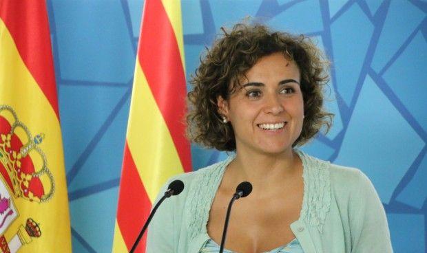 Montserrat tiene claro dónde va a votar el 21D