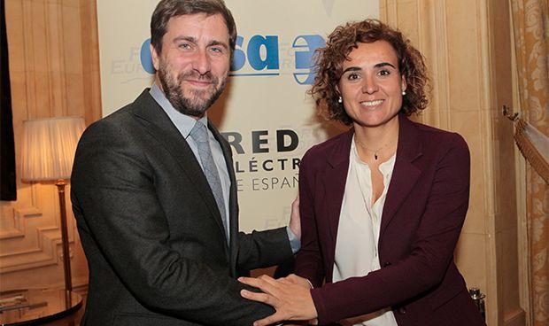 Montserrat y Comín, juntos para pedir la EMA al comisario europeo de Salud