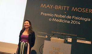 """Moser: """"Mi objetivo no era el Nobel de Medicina, sino entender el mundo"""""""