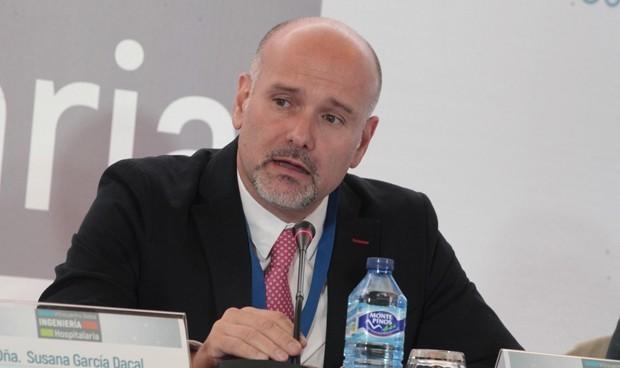 Mosquera deja la presidencia de la AEIH (Ingeniería Hospitalaria)