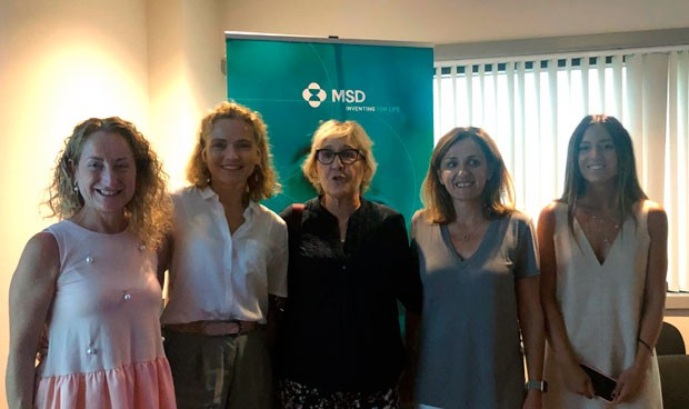 MSD forma a los reumatólogos baleares en los avances de la ecografía