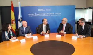 MSD y el Sergas acuerdan promover la formación y la investigación sanitaria