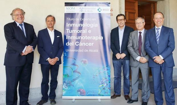MSD y la Universidad de Alcalá activan su curso sobre inmunología tumoral